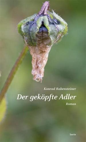 Konrad Rabensteiner. Der geköpfte Adler - Roman.