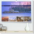 Tschernobyl - Die Sperrzone um das AtomkraftwerkAT-Version  (Premium, hochwertiger DIN A2 Wandkalender 2022, Kunstdruck in Hochglanz)