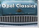 Opel Classics (Tischkalender 2022 DIN A5 quer)