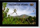 Faszination Spinnen (Wandkalender 2022 DIN A2 quer)