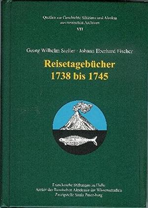 Hintzsche, Wieland (Hrsg.). Georg Wilhelm Steller