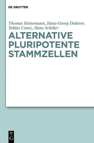 Heinemann, Thomas / Dederer, Hans-Georg et al. Alt