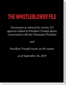 THE WHISTLEBLOWER FILE