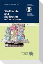 Stadtrechte und Stadtrechtsreformationen