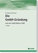 Die GmbH-Gründung