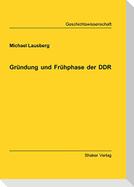 Gründung und Frühphase der DDR