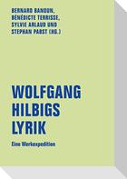 Wolfgang Hilbigs Lyrik