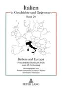 Italien und Europa
