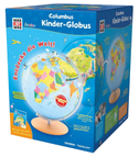 WAS IST WAS Junior Columbus Kinder-Globus