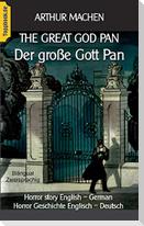 The great god Pan / Der große Gott Pan