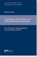 Grundfragen und Perspektiven des Volksabstimmungsautomatismus