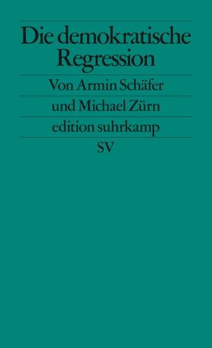 Schäfer, Armin / Michael Zürn. Die demokratische