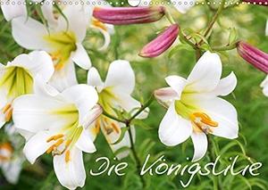 Kruse, Gisela. Die Königslilie (Wandkalender 2022 DIN A3 quer) - Eine Hommage an die majestätische Königslilie in wunderschönen Fotos (Monatskalender, 14 Seiten ). Calvendo, 2021.