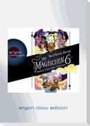 Die Magischen Sechs - Madame Esmeraldas Geheimnis (DAISY Edition)