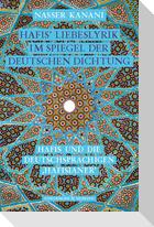 Hafis' Liebeslyrik im Spiegel der deutschen Dichtung