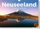 Neuseeland - Eine eindrucksvolle Insel. (Wandkalender 2022 DIN A4 quer)