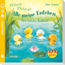 Baby Pixi (unkaputtbar) 105: VE 5 Plitsch, platsch! Alle meine Entchen (5 Exemplare)