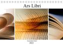 Ars Libri - Kunstwerk Buch (Tischkalender 2022 DIN A5 quer)