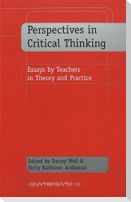 Perspectives in Critical Thinking