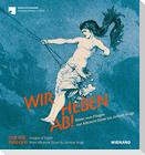 Wir heben ab! Bilder vom Fliegen von Albrecht Dürer bis Jorinde Voigt