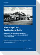 Montenegro und das Deutsche Reich