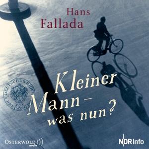Hans Fallada / Laura Maire / Nico Holonics / Wolfgang Pregler /  diverse / Irene Schuck / Irene Schuck. Kleiner Mann - was nun? - 1 CD. OSTERWOLDaudio, 2016.