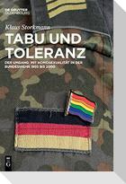 Tabu und Toleranz