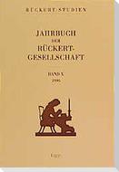 Jahrbuch der Rückert-Gesellschaft 10, 1996