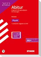 STARK Abiturprüfung Hessen 2022 - Physik GK/LK