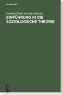 Einführung in die soziologische Theorie