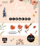Loose Watercolor - Flowers