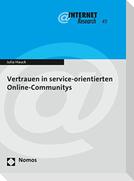 Vertrauen in service-orientierten Online-Communitys