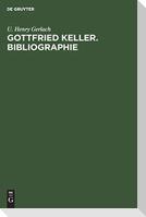 Gottfried Keller Bibliografie