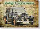 Vintage Car Fantasies (Wall Calendar 2021 DIN A3 Landscape)