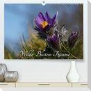 Wilde Blüten-Träume (Premium, hochwertiger DIN A2 Wandkalender 2022, Kunstdruck in Hochglanz)