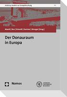 Der Donauraum in Europa