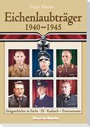 Eichenlaubträger 1940 - 1945. Bd. 3