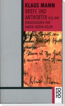 Briefe und Antworten 1922 - 1949