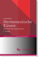 Hermeneutische Künste