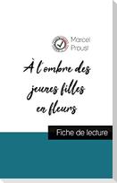 À l'ombre des jeunes filles en fleurs de Marcel Proust (fiche de lecture et analyse complète de l'oeuvre)