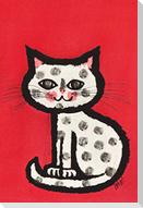 Piatti Postkarte Katze VE 1=10