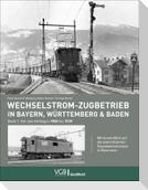Wechselstrom-Zugbetrieb in Bayern, Württemberg und Baden