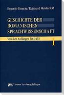 Geschichte der romanischen Sprachwissenschaft 1