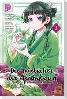 Die Tagebücher der Apothekerin - Geheimnisse am Kaiserhof 1