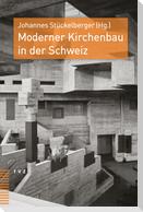 Moderner Kirchenbau in der Schweiz