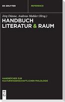 Handbuch Literatur & Raum