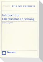 Jahrbuch zur Liberalismus-Forschung 2014