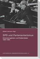 SPD und Parlamentarismus