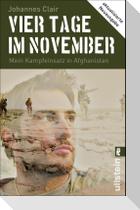 Vier Tage im November