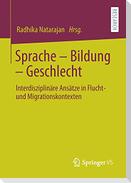 Sprache - Bildung - Geschlecht